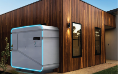 Concept design drawings for a residential VRFB system by Australian Vanadium subsidiary VSUN Energy. Flow batteries, which have lower energy density than lithium-ion are typically expected to be found at larger scale in other markets. Image: VSUN.
