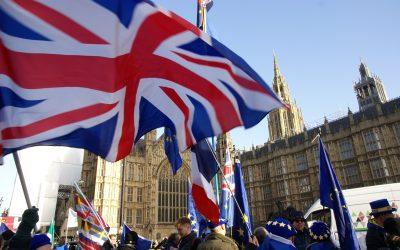 Brexit_Protestors_Westminster