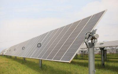 Dominion Energy Virginia's Scott Solar facility in Powhatan County. Image: Dominion Energy.
