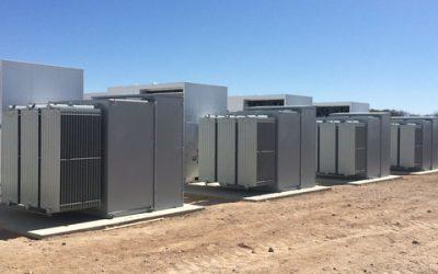 Iron Horse energy storage