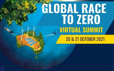 Global Race to Zero Summit - REGISTER NOW - LinkedIn, Facebook, Instagram