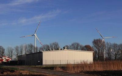 NEDO_hybrid_BESS_bystra_wind_farm_poland