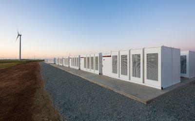 Tesla and Neoen began commercial operation of the Hornsdale Power Reserve BESS in 2017. Image: Neoen / Tesla.