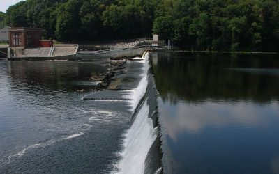 Occum_Hydroelectric_Plant_and_Dam_credit_wiki_Digitalpilgrim