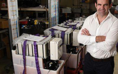 Redflow-CEO-Tim-Harris-with-ZBM2s-W