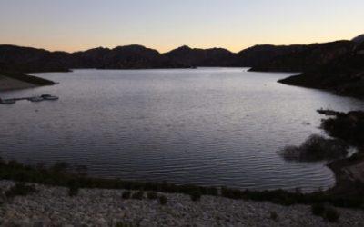 San Vicente Reservoir. Image: SDCWA.