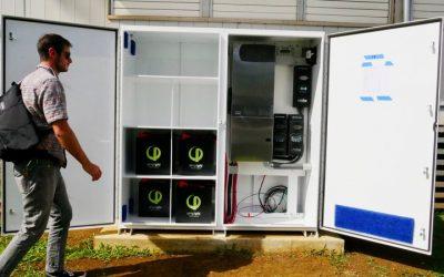 SimpliPhi Power - Outdoor Cabinet