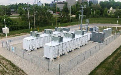 Site Photo (PRNewsfoto/Convergent Energy + Power)