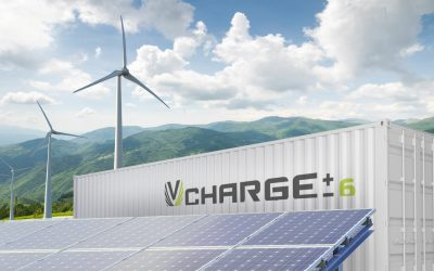 Recipients of funding include Largo Clean Energy, which has launched its own V-Charge brand of flow batteries. Image: Largo Clean Energy.