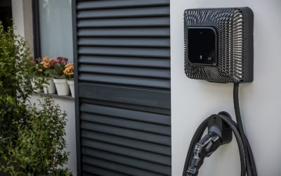 Spain-headquartered EV charger company Wallbox's Quasar bi-directional home charger solution. Image: Wallbox via Twitter.